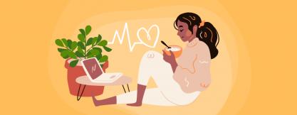 Healthy online habits